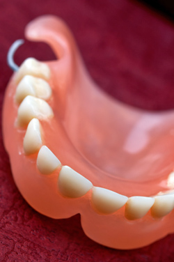 Long lasting dentures, denture care, partial dentures, complete dentures, West Bridgewater MA dentist office, denture cleaning, southeastern MA